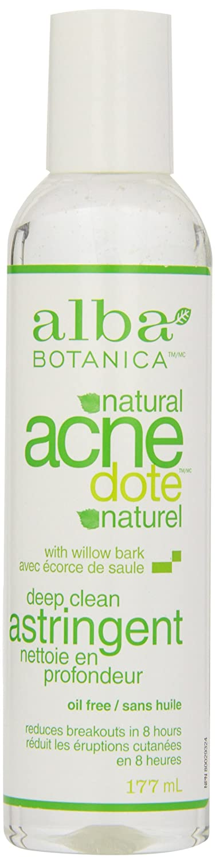 Alba Botanica Acnedote Deep Clean Astringent, 177ml