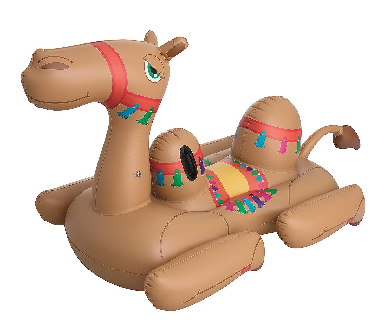 Camello Hinchable Bestway 221x132 cm: Amazon.es: Juguetes y juegos