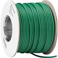 ECENCE Cable delimitador compatible con todos los robots cortadores comunes 250 m de largo demarcación de la superficie…