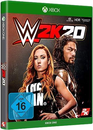 WWE 2K20 - Standard Edition - Xbox One [Importación alemana ...