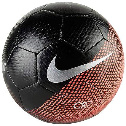 da Prestige CR7 Calcio Nike Palla BlackRedCrimson wY8qOt