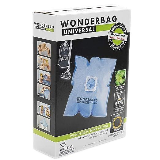 Wonderbag - Bolsas para aspiradora Moulinex (5 unidades ...
