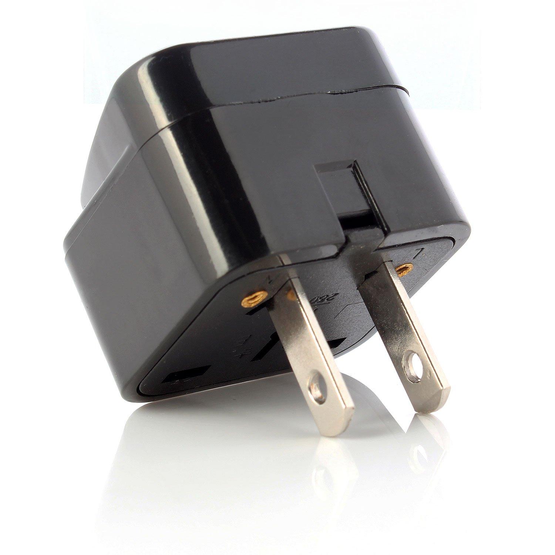 Convertidor de enchufe para viaje con conexión para EU / UK / CN / AU EE.UU. /japon por solo 7,99€
