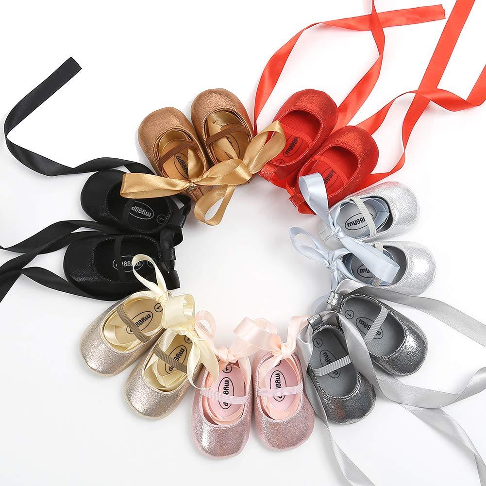 Caramel 13cm Alamana Fashion Infant Baby Kid Girl Faux Leather Soft Sole Prewalker Toddler Shoes Gift