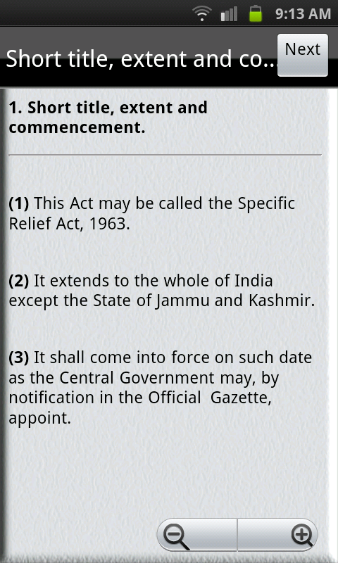 specific relief act Specific relief act latest breaking news, pictures, videos, and special reports from the economic times specific relief act blogs, comments and archive news on economictimescom.
