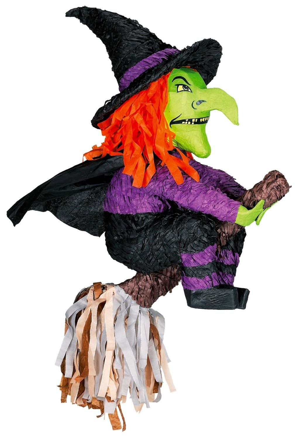 Halloween Witch Pinatas