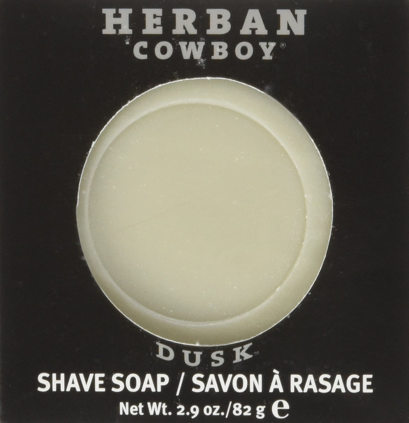 Herban Cowboy Dusk Shave Soap 86 ml UNFI - Select Nutrition 44