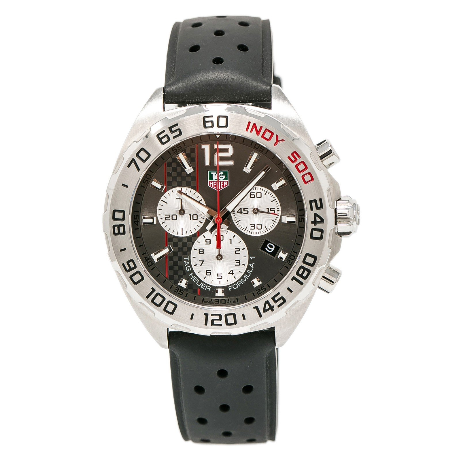 Tag Heuer Formula 1 automatic-self-wind mens Watch CAZ1114.BA0877 (Certified Pre-owned)
