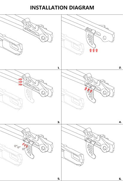 Amazon Com Rear Brake Disc Guard Protector For Ktm Sx 125 144 150
