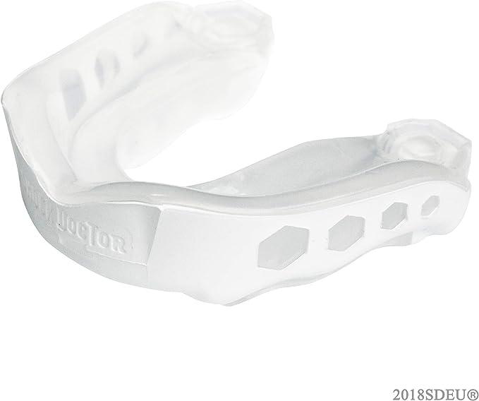 Shock Doctor Gel Max - Protección de boca de fútbol, tamaño ...