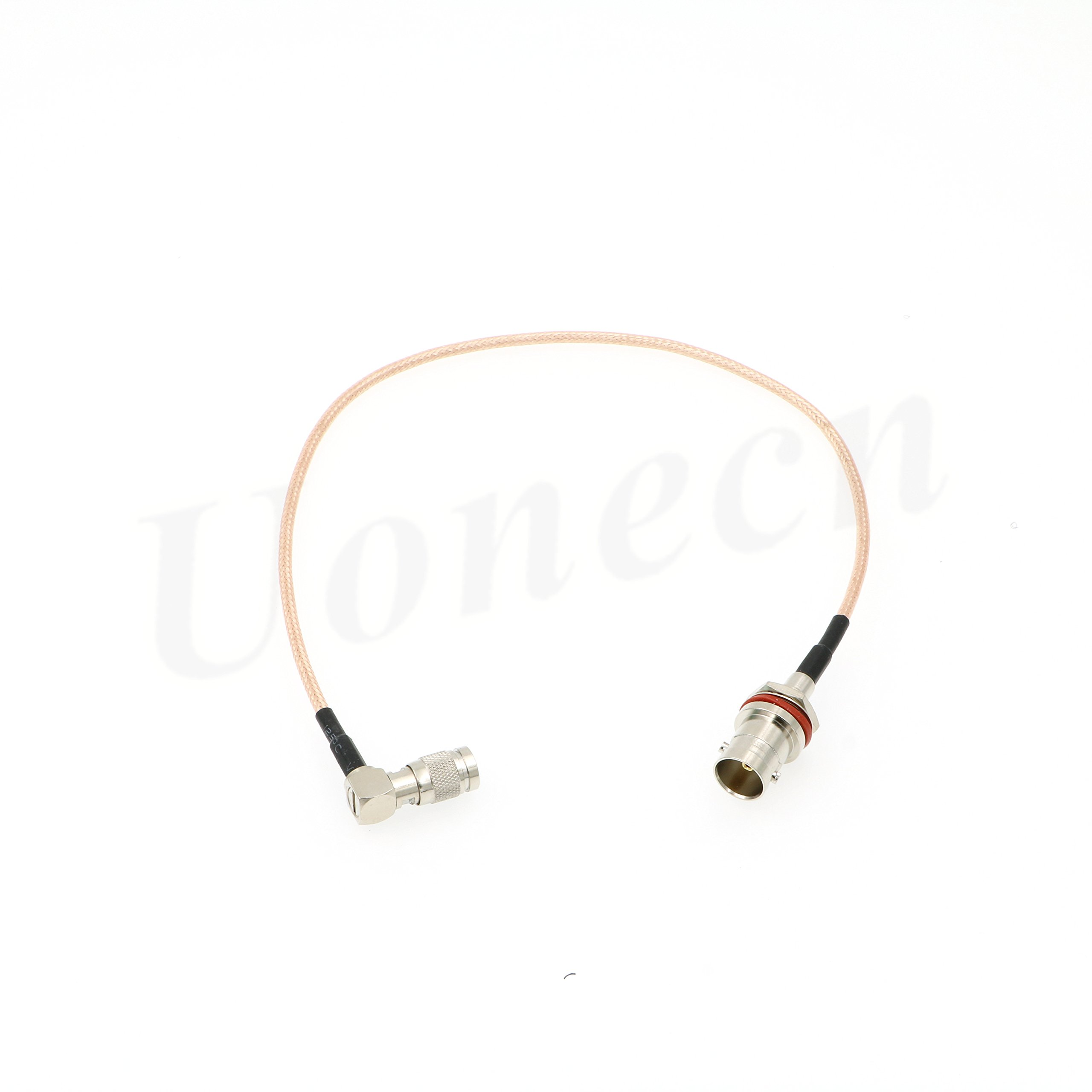 HD SDI DIN 1.0/2.3 right angle to BNC Female RG179 cable for Blackmagic HyperDeck Shuttle 75ohm