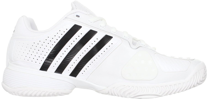 Chaussure Tennis Adipower Barricade Blanc G60520 - Blanc - Taille Uk 11 = Eur 46 cCUaU
