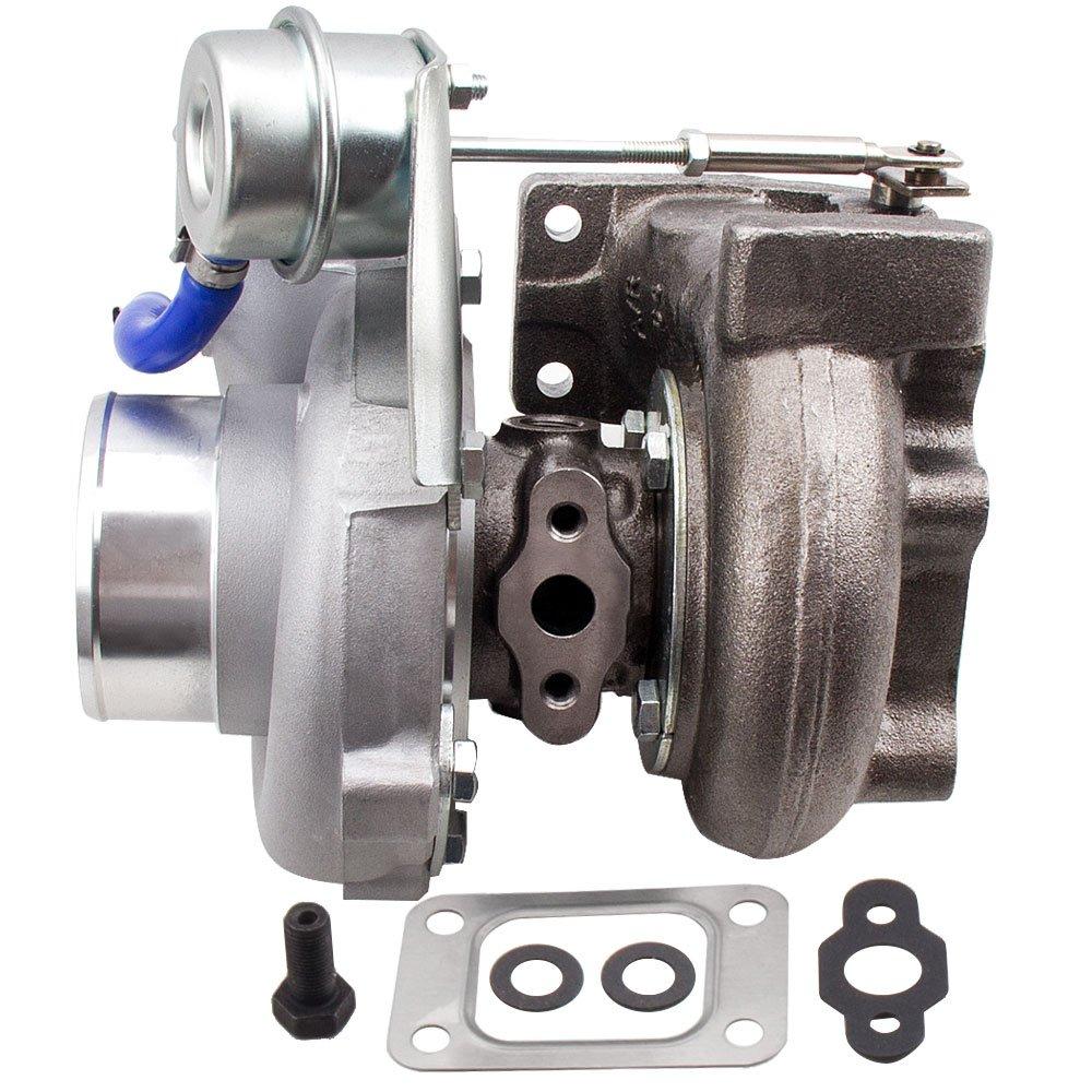 for Murray Briggs Snowmobiles Quads Rhino Motorcycle ATV 13900-62D51 Universal Turbocharger maXpeedingrods VZ21 RHB31 Mini Turbo Turbocharger 500-600ccm 100HP for Suzuki ALTO with YA1//F6AT
