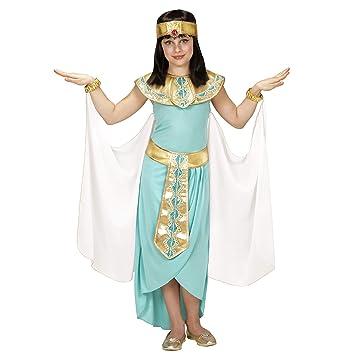 WIDMANN 49436 ? Disfraz para niños egipcio Reina, vestido ...