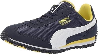 PUMA Unsiex-Whirlwind Zapatillas para niños: Amazon.es: Zapatos y complementos