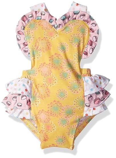 9cab5147e476 Amazon.com  Jelly the Pug Baby Girls  Sunsuit  Clothing