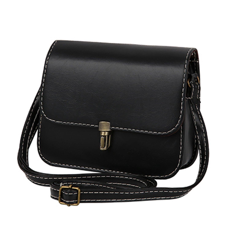 flap PU leather mini handbag lady shoulder bag women satchel shopping purse messenger crossbody bags