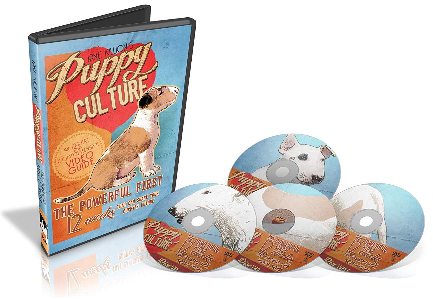 Puppy Culture: The Powerful First 12 Weeks That Can Shape Your Puppy's Future DVD Edition by Puppy Culture