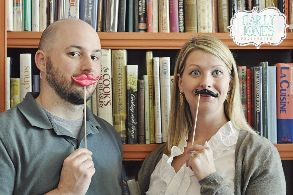 Amazon.com: Smile Props sobre el acero y de bigote Photo ...