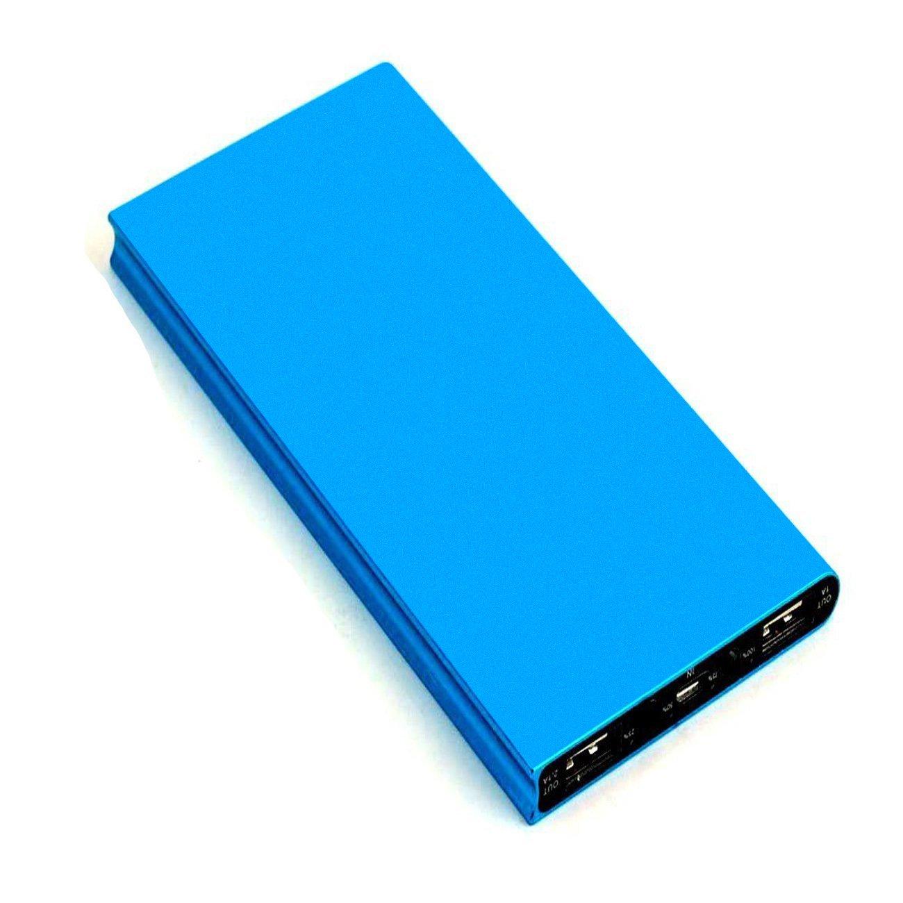 Cargador portátil 20000 mAh Portable Power Bank Batería Externa Banco Universal Ultra delgada doble salida USB Batería, Portátil Recargable Externo ...