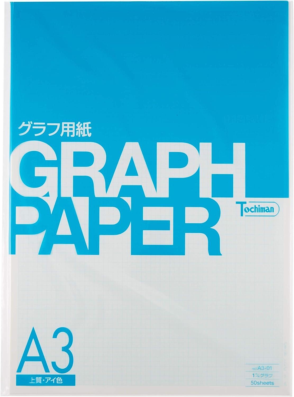 Amazon.com: sakaeshigyo tochiman Papel milimetrado 1 mm Grid ...