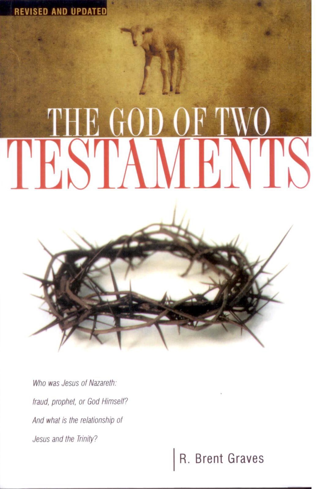 Read Online The God of two Testaments pdf