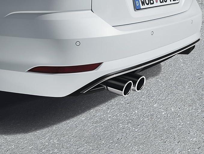 Volkswagen 000071913ach9 Rear Silencer Set 60 Mm Auto
