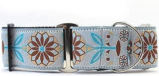 product image for Diva-Dog Martingale Dog Collar - Boho Morocco (X-Large)