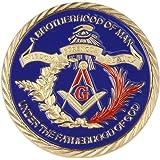 秘密結社 フリーメイソン コイン Freemasonry 保存用 記念