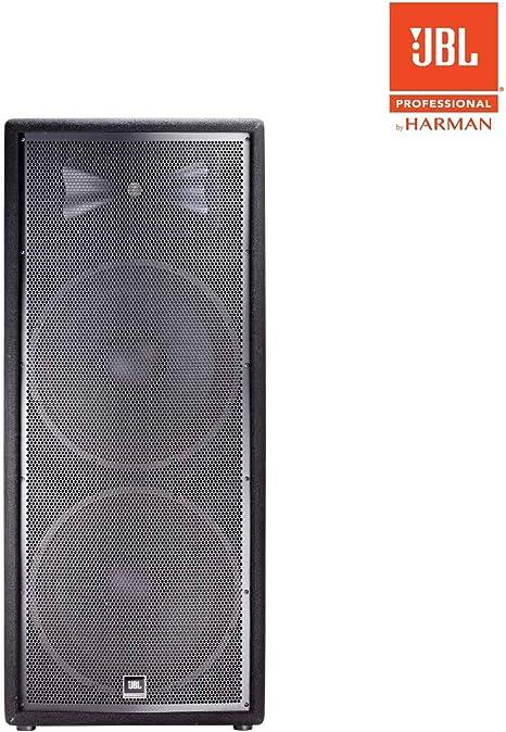 Passive Speaker JBL JRX225 Full Range Black, 2000W