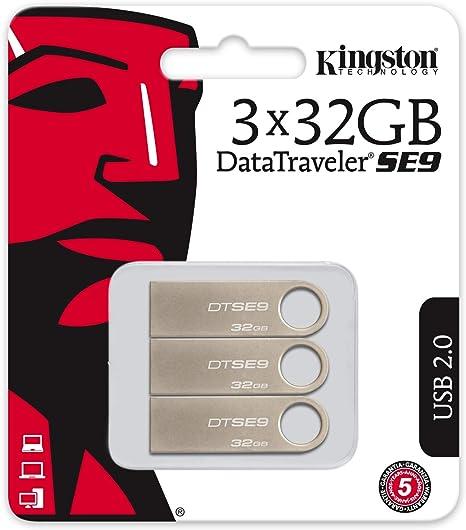 Kingston Datatraveler Se9 Dtse9h Computer Zubehör