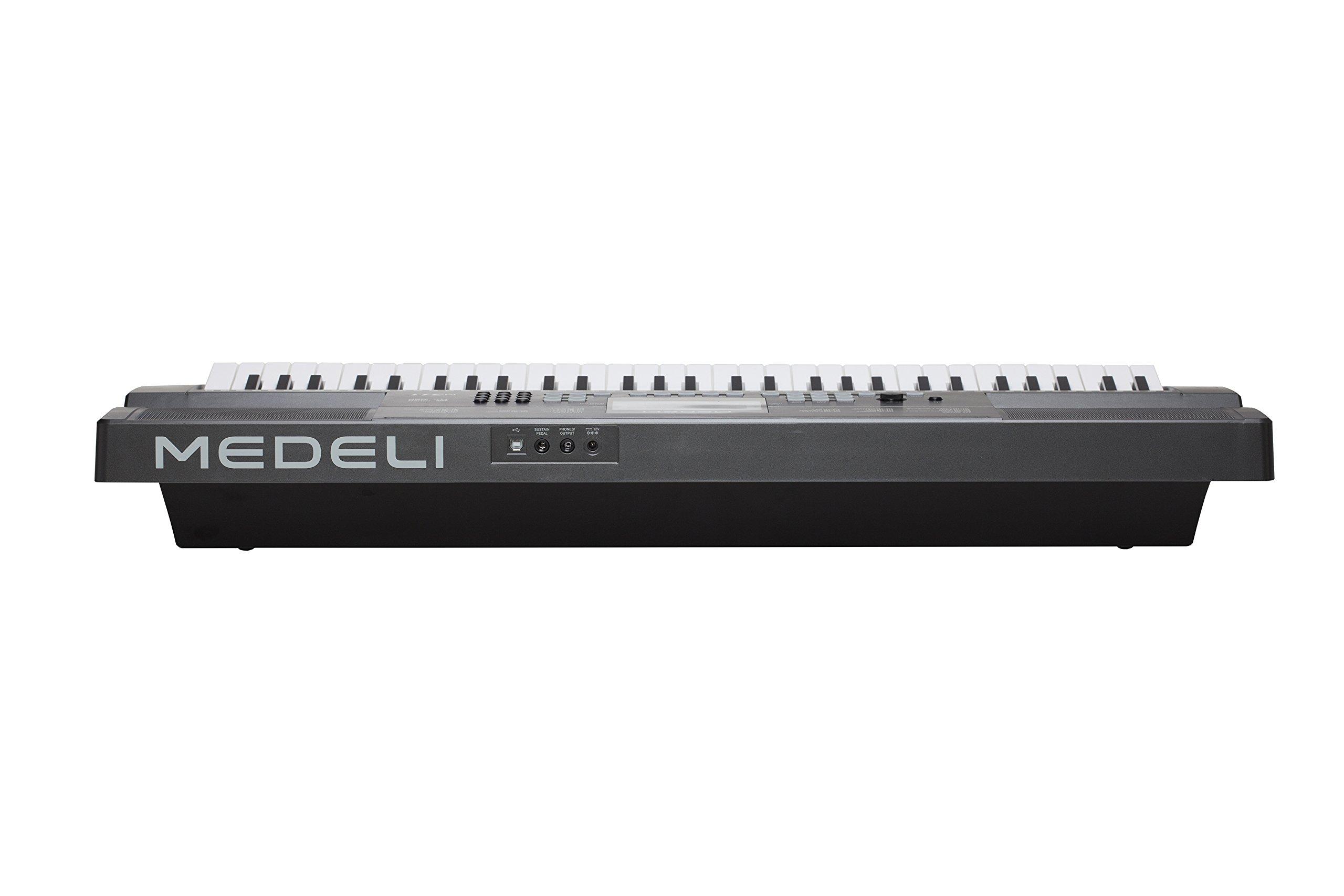 Medeli M311 Electronic Keyboard by Medeli (Image #4)