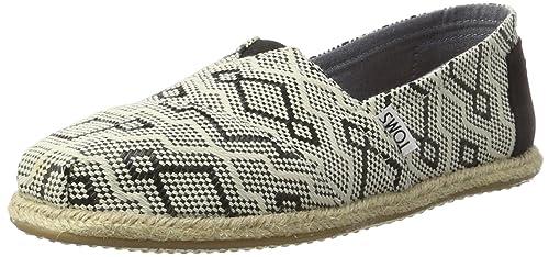 TOMS Seasonal Classics Alpargata, Zapatillas de Estar por casa para Mujer: Amazon.es: Zapatos y complementos