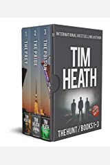 The Hunt series Books 1-3: The Hunt series Boxset Kindle Edition