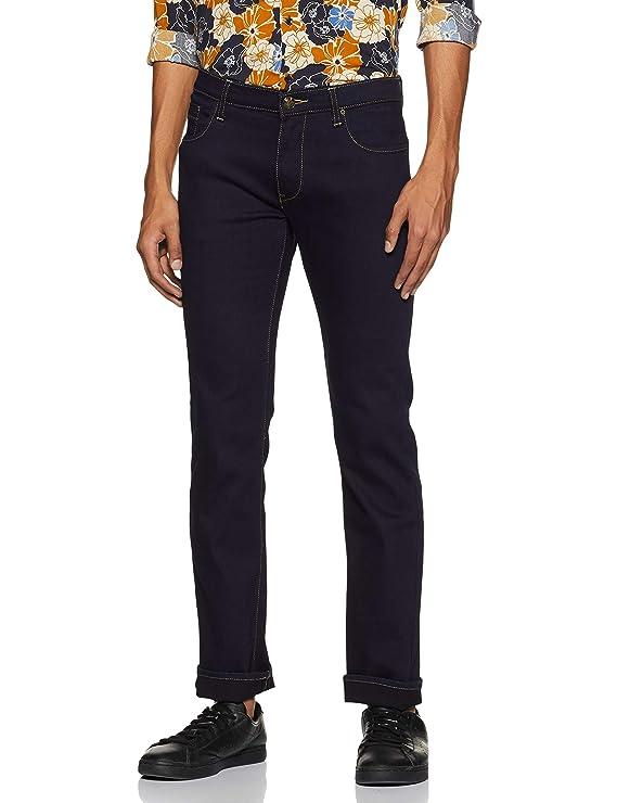 Lee Men's Rider-1 Slim Fit Jeans Men's Jeans at amazon