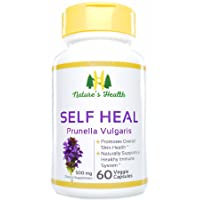 Nature's Health Self Heal (Prunella Vulgaris), Promotes Healthy Skin & Immune System...