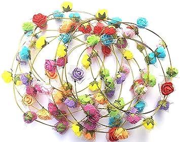 Amazon Com Yuktha Eternals Diy Handmade Crafts Mini Paper Rose