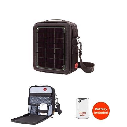 Amazon.com: Voltaic sistemas Switch Cargador Solar Bolsa con ...