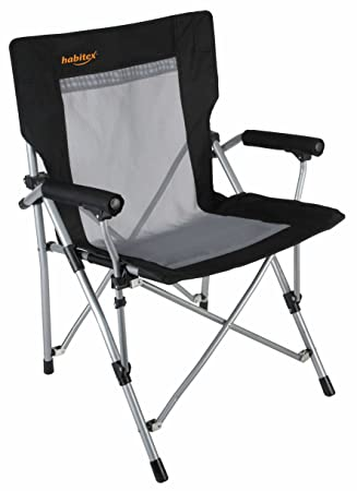 Habitex 2368N31 - Silla Plegable Camping con Brazos: Amazon ...