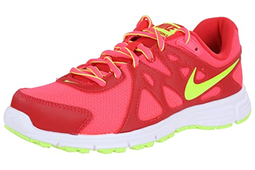 Nike Revolution 2 MSL Sneaker running women kids Trainer red 5f6ee348e