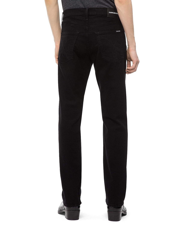 Amazon.com: Calvin Klein pantalones vaqueros rectos para ...