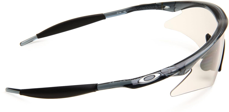 Oakley Men\'s M-Frame Sweep Photochromic Sport Sunglasses,Crystal ...
