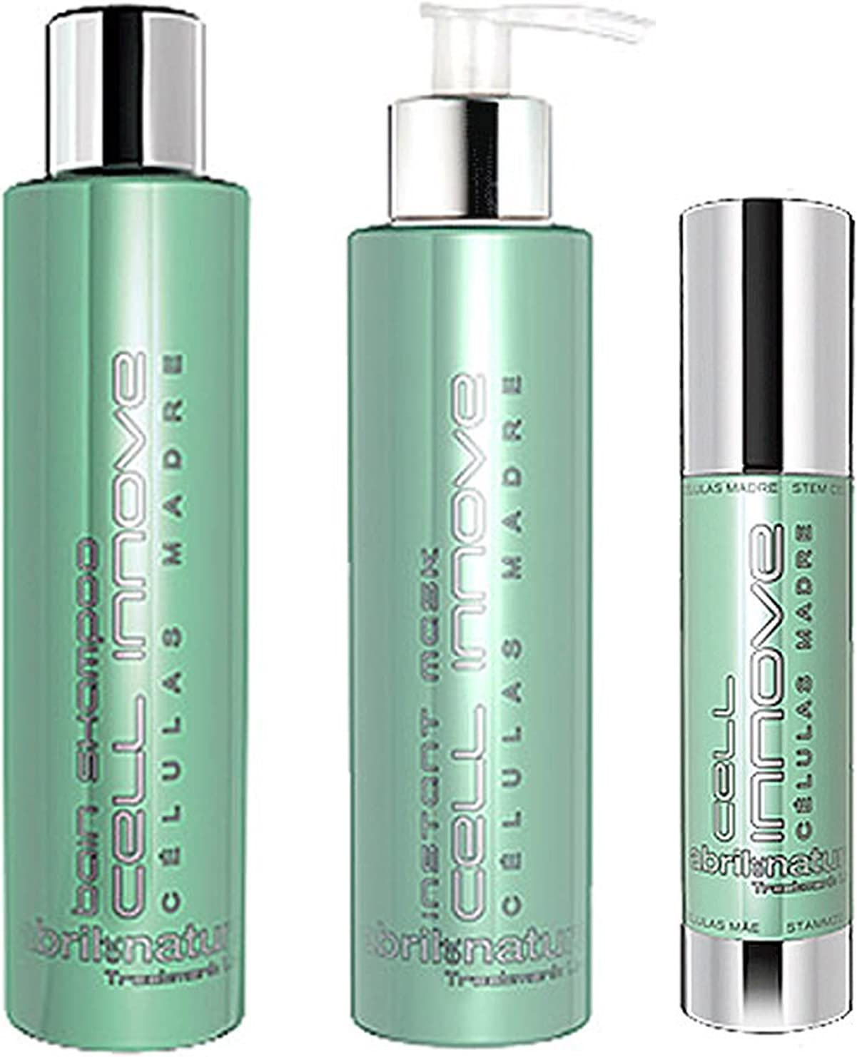 Abril et Nature Cell Innove Pack 3 Productos Tratamiento Celulas Madre: Amazon.es: Belleza