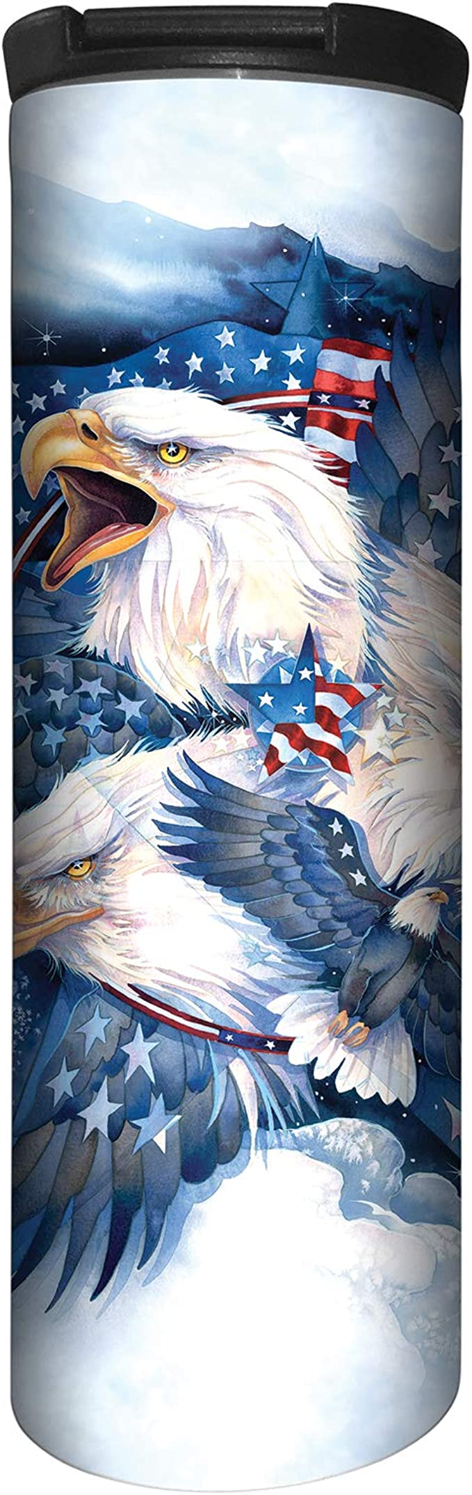 Eagle face oiseaux T Shirt Adulte Unisexe The Mountain