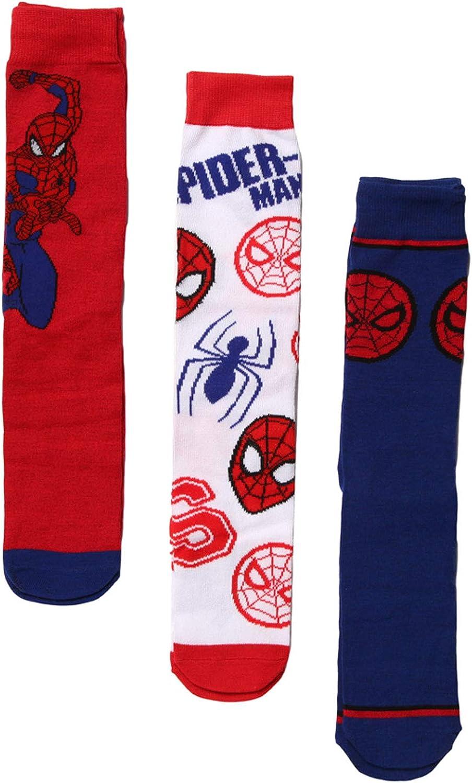 Spider-Man Socks 3-Pack Gift Box