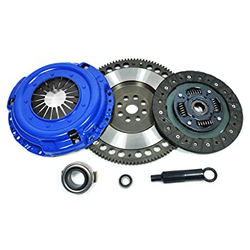 PPC deporte 1 Kit de embrague + Racing Volante VW Corrado Golf GTI Jetta Passat 2.8L VR6: Amazon.es: Coche y moto