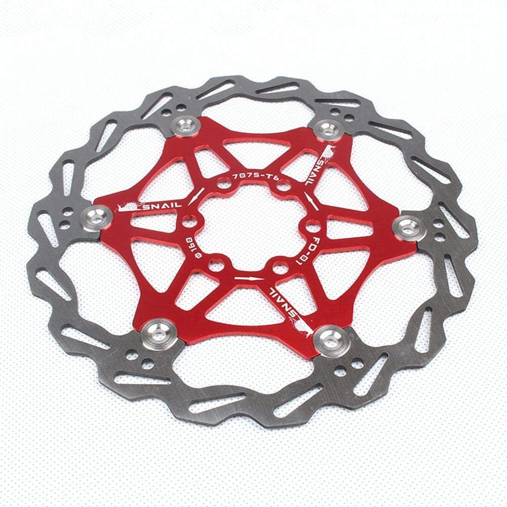 Mountainbike Fahrrad scheibenrotorbremse BMX f/ür rennrad Edelstahl Fahrrad bremsscheibe Mountainbike Blue-Yan 160mm // 180mm Mountainbike Bremse schwimmende scheibenbremse