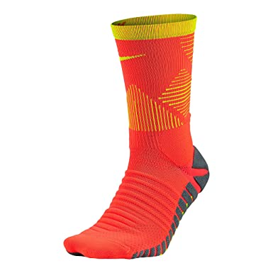 Nike U Nk Strk Merc Crew Calcetines, Hombre, Rojo (Total ...