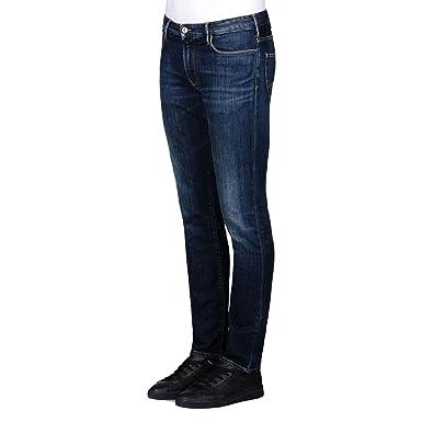 542b80f50ab Mens Armani Mens J06 Slim Fit Jeans in Denim - 36R: Armani: Amazon ...