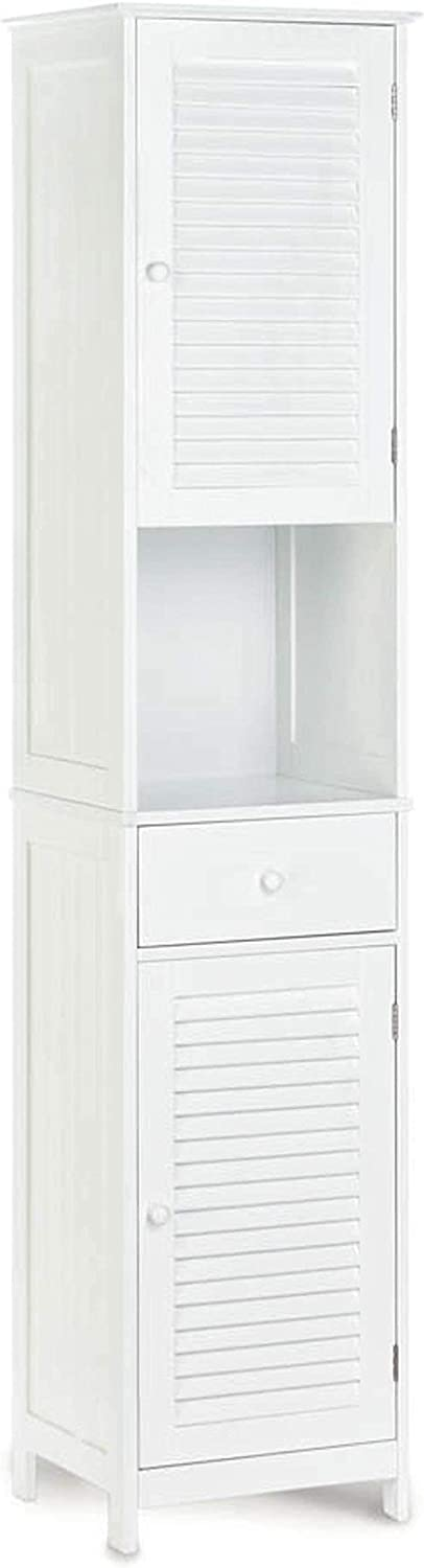Nantucket Bath Tall Cabinet 15.75x13.75x70.87